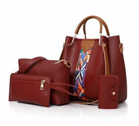 PU Leather Women Handbags