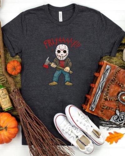 Halloween Falyaaaay T-Shirt Tee