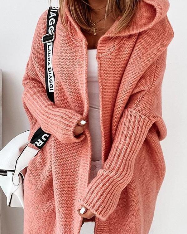 Vintage Long Sleeve Oversize Outerwear