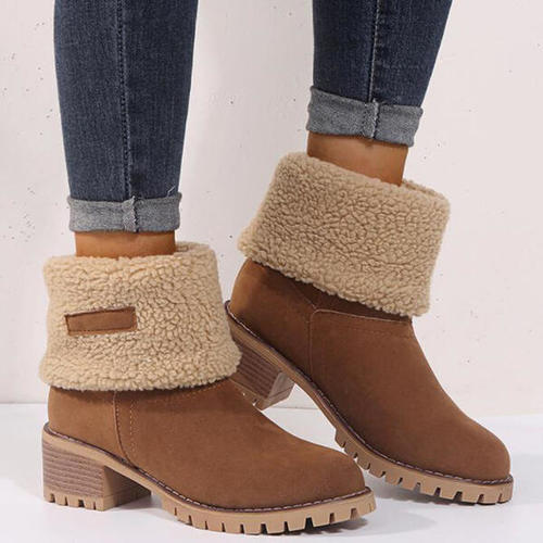 (🎄CHRISTMAS HOT SALE NOW-50% OFF) ➜ 2021 WOMEN'S WINTER BOOTS 2 IN 1