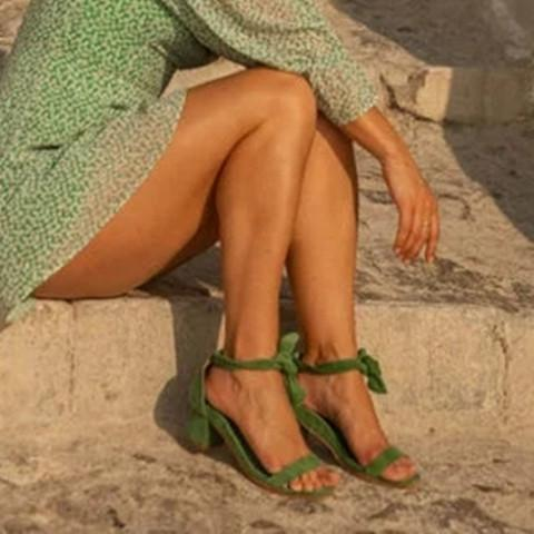 Daily Block Heel Summer Sandals