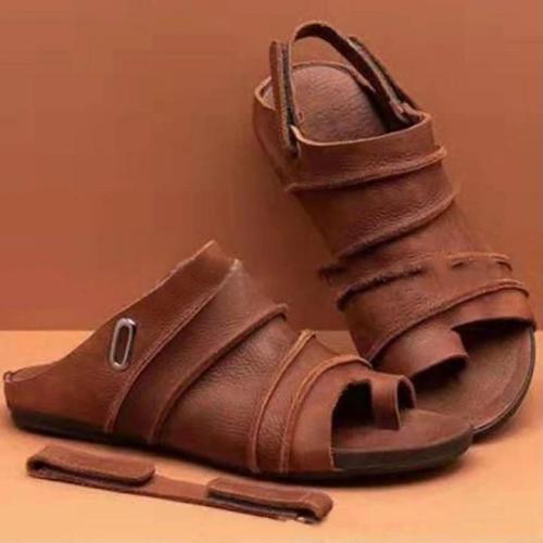 Women's Velcro Thong Sandals