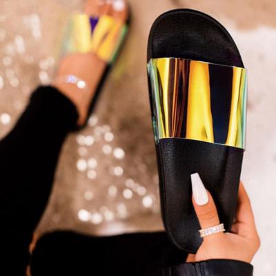 2020 New Fashion Woman Summer Flat Slippers