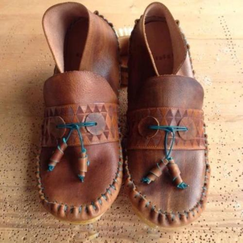 Boho Soft Flat Shoes