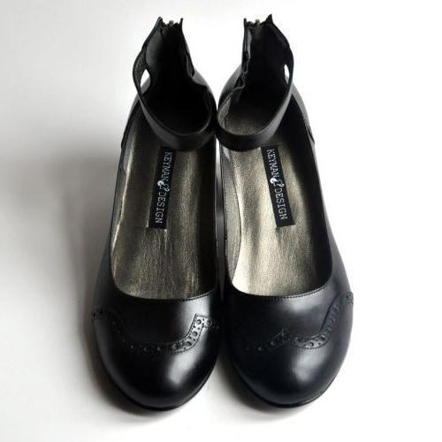 Women Casual  Chunky Heel PU Sandals