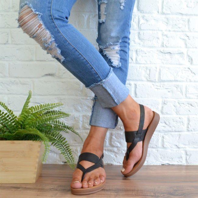 Women Comfortable Venice Sandals