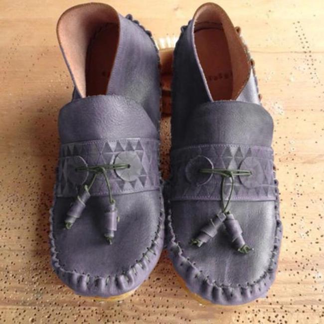 Boho Soft Flat Shoes