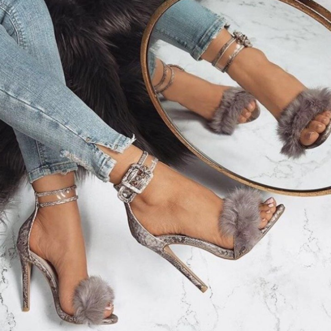 2020 New And Fashional Woman High Heel Sandals