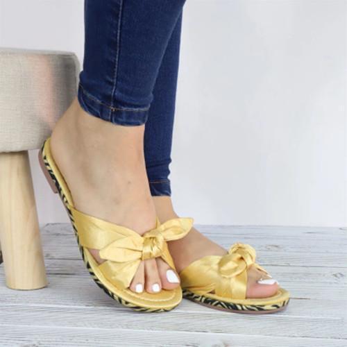 Summer Cute Flat Slippers
