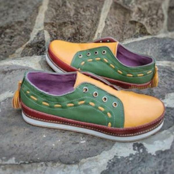 Women Slip-On Fashion Sneakers