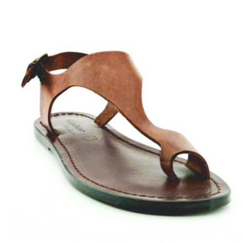Thong Slip On Opened Toe Holiday Sandals