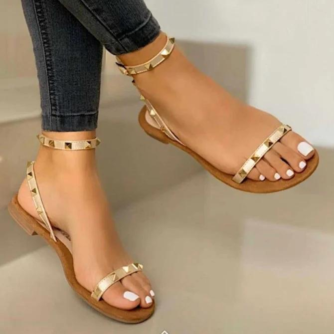 Summer Flat Sandals