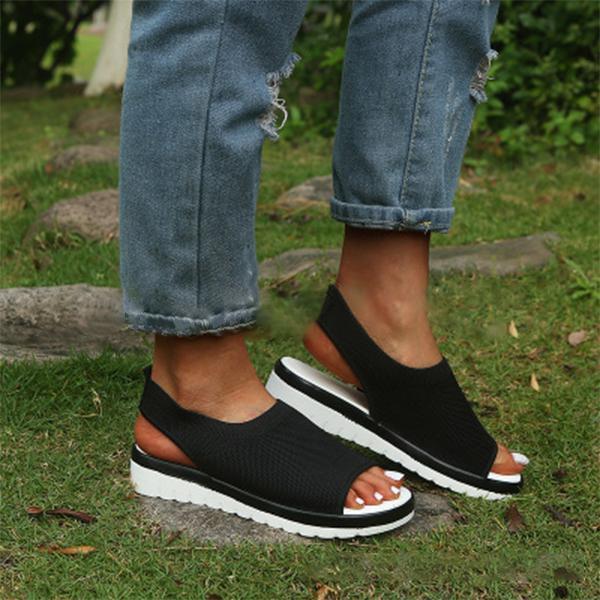 Women Soft Sole Summer Beach Sandals