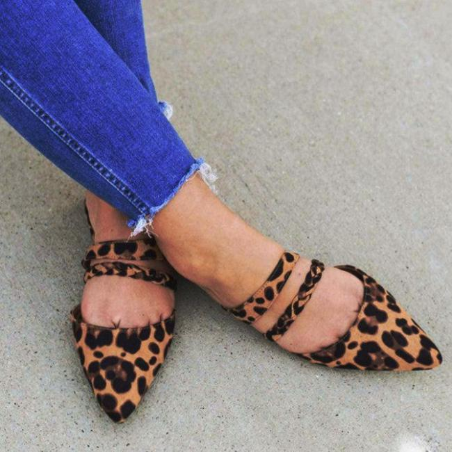 Daily Flat  Sandals