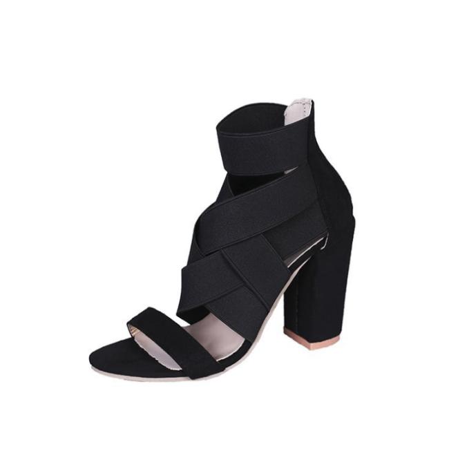 Sexy Ladies High-Heeled Sandals