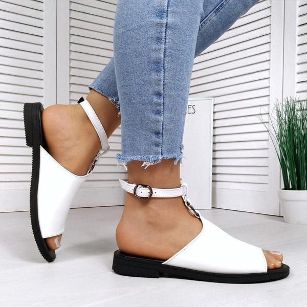Women's Comfortable Flat Open Toe Sandals