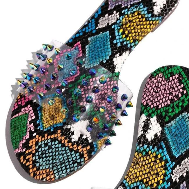 2020 Roman Style Slippers