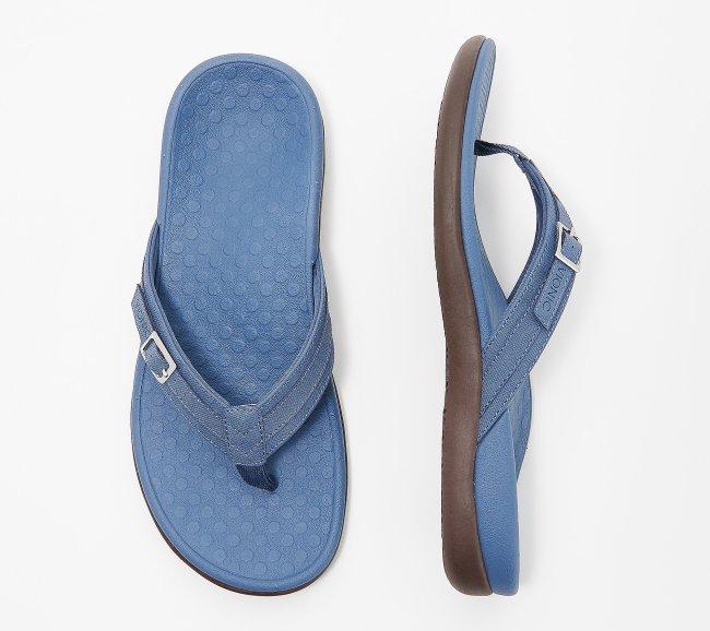 Slip On Flat Slippers