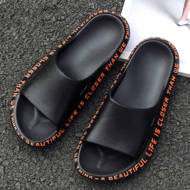 Women High Quality EVA Non-slip Bathroom Slippers