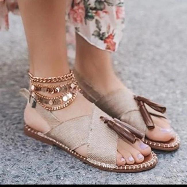 Women Comfy Slip-on Sandal