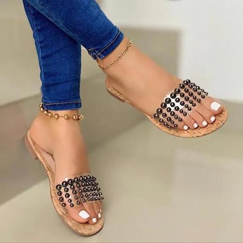 Holiday Slide Sandals