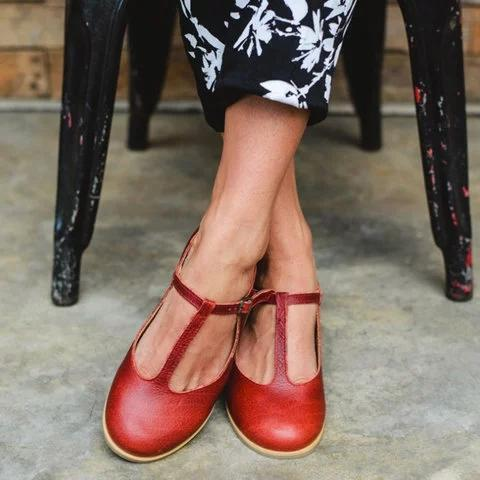 Pi Clue Summer Daily Leather Other Shoes