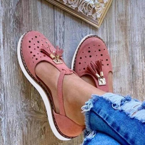 Women's Tassel Comfortable  Hollow Sandals