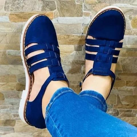 Suede Casual Summer Sandals