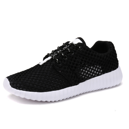 2020 New Mesh Women Casual Flat Sneakers