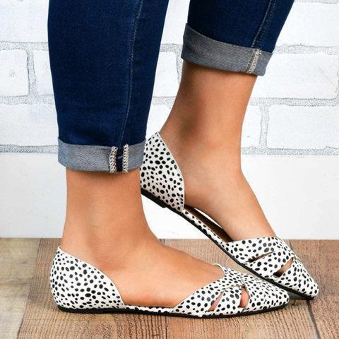 Women's Leather Other Closed Toe Elegant Shoes