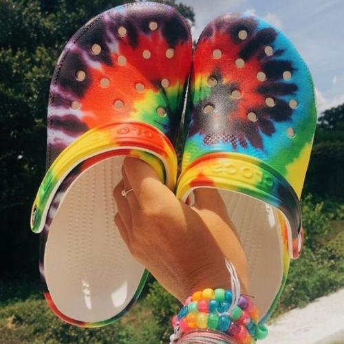 Summer Round Toe Sandals