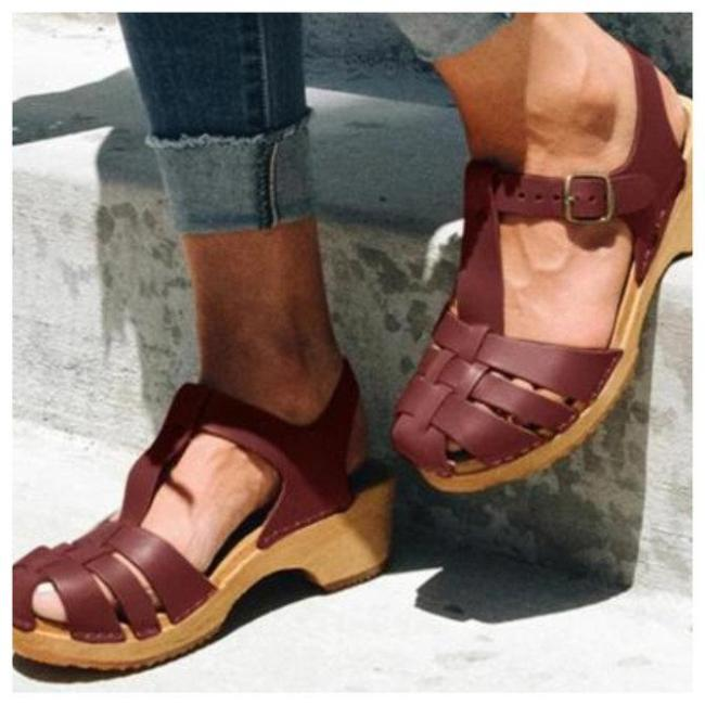 Summer Chunky Slippers