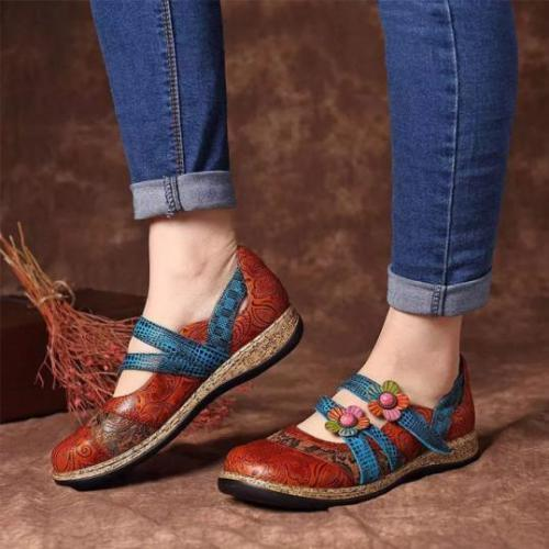 Bohemian Round Toe Casual Date Sandals