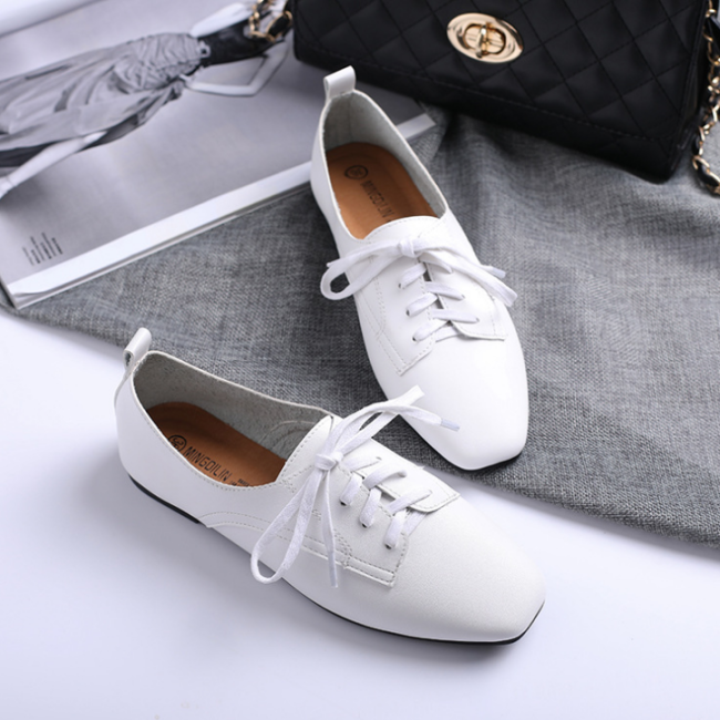 2020 New Fashion Woman Comfy Flat Shoes
