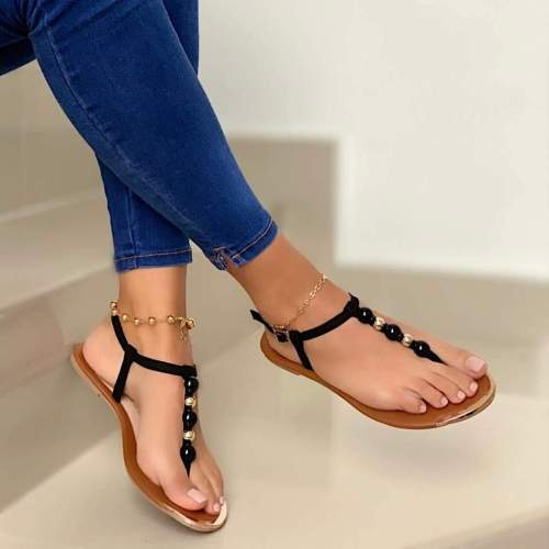Holiday Flat Heel  Sandals