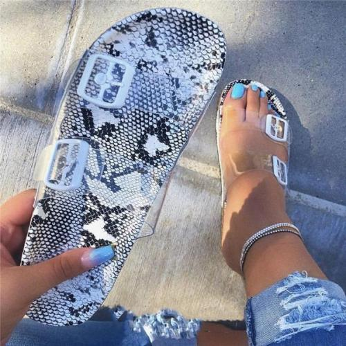 Flat Comfortable Summer Women's Slippers