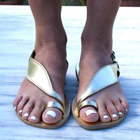 Women Casual Flip Flop Sandals Women Beach Shoes