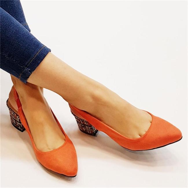 Women's Wild Pointed High Heel Sandals