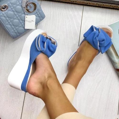 Women Peep Toe Casual Summer Sandals