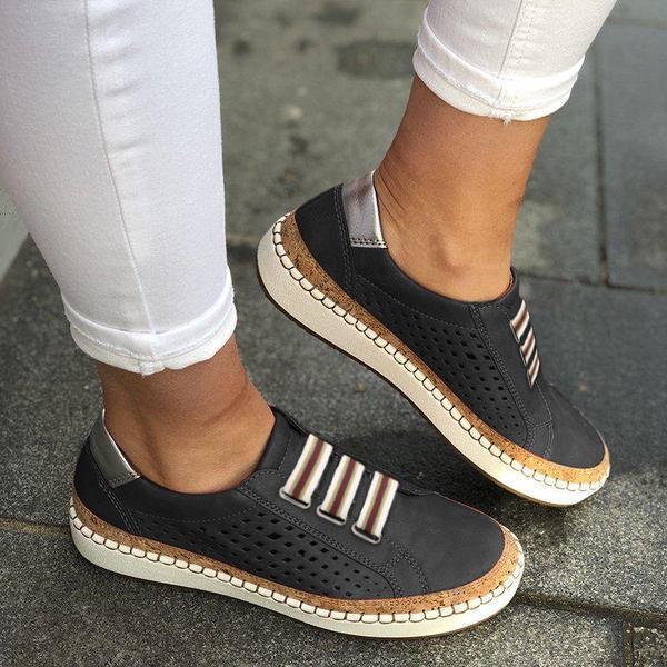 Casual Comfortable Flat Sneakers