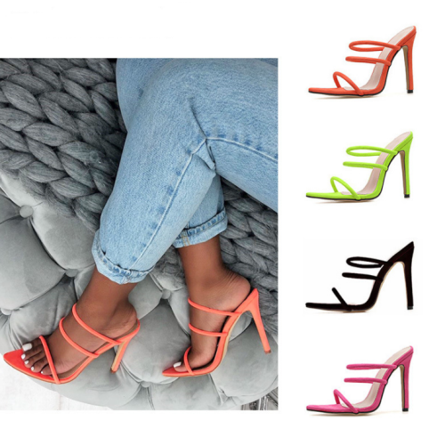 2020 New And Fashional Woman Sweet Sandals