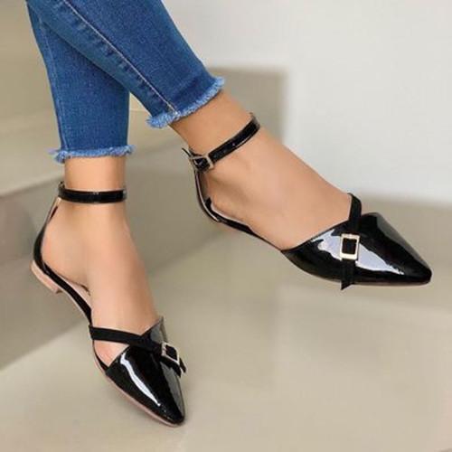 Women Elegant Pointed Toe Sandals