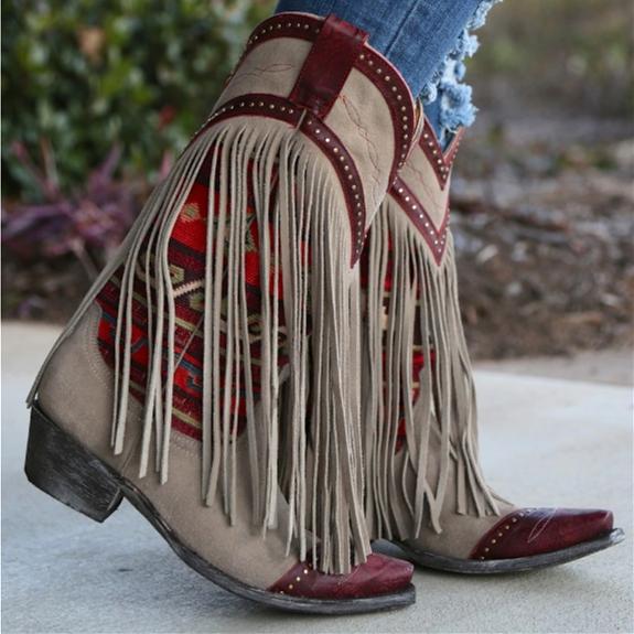 Women All Season Suede Boots