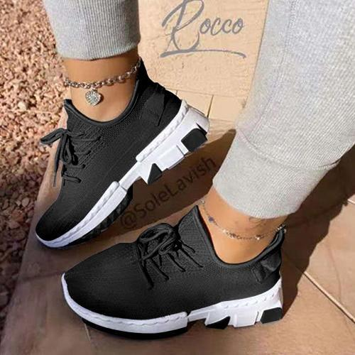 Woemn Lace All Season Breathable Sneakers