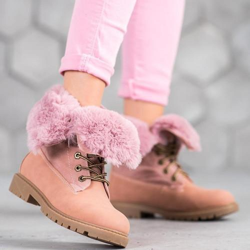 Women Winten Martin Snow Boots