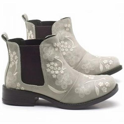 Rubble Ankle Boots