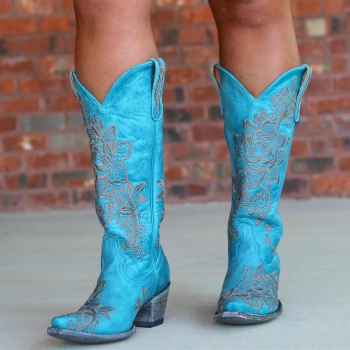 Fashion Women Casual Vintage Boots