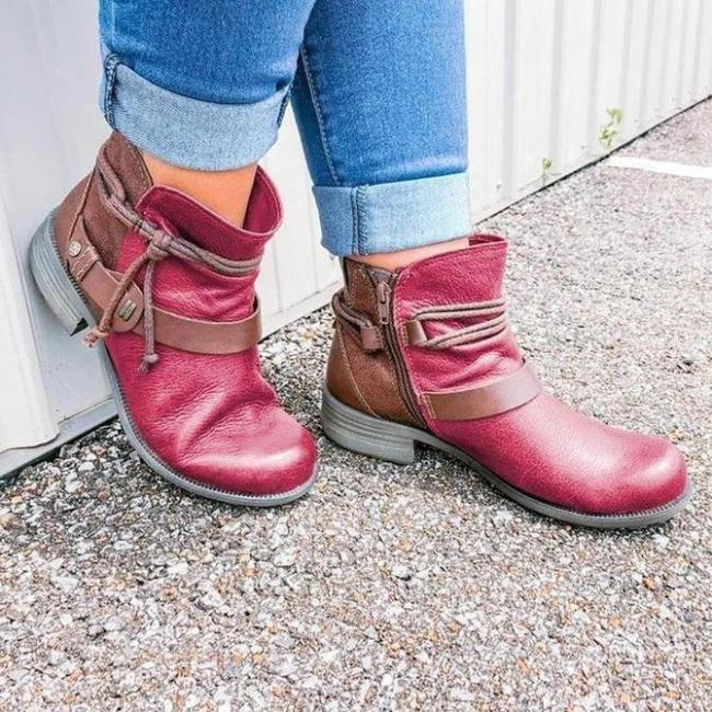 Casual Women Daily Winter Boots
