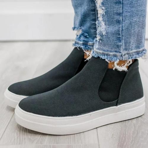 All Season Fabric Sneakers