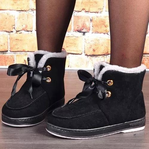 Women's Lace-up Ankle Boots